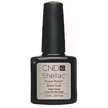 Shellac Base Coat - 1/2 Oz