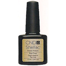 Shellac Top Coat - 1/2 oz
