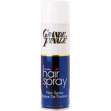 Grande Finale hair spray - SCENTED
