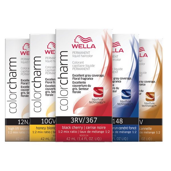 ! Wella Color Charm Liquid