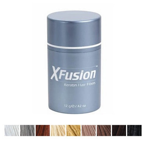 XFusion Keratin Hair Fibers .42oz/12 grams