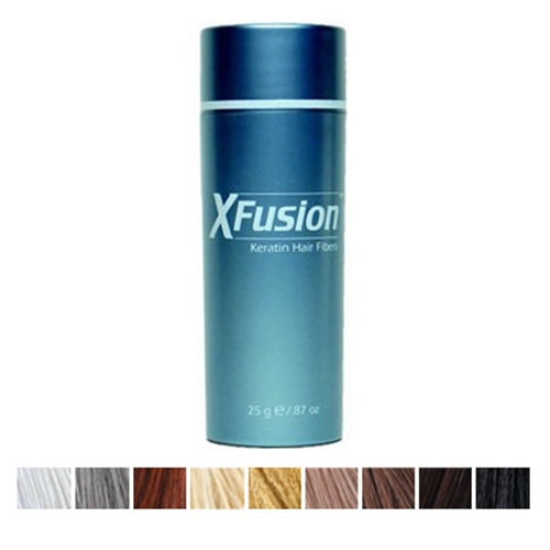 XFusion Keratin Hair Fibers .87oz/25 grams