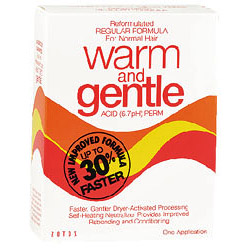 warm and gentle regular