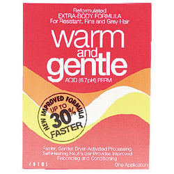 warm and gentle extra body