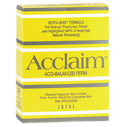 zotos acclaim extra body perm